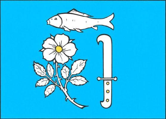 Vlajka Karlova