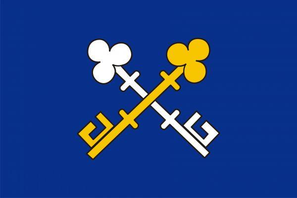 Vlajka Křoví