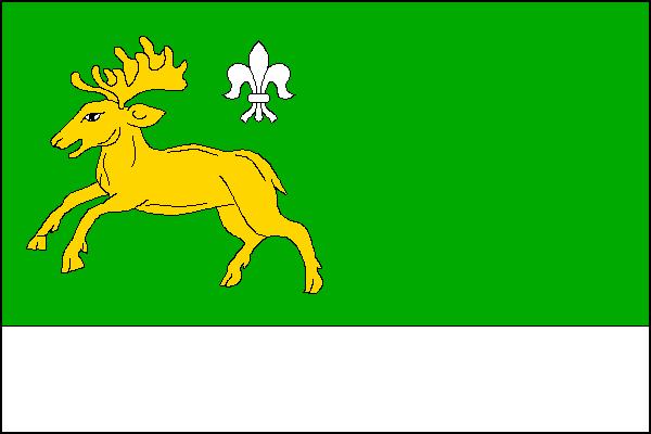 Vlajka Malé Losenice