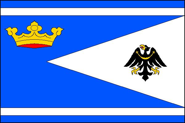 Vlajka Netína