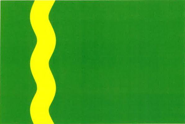 Vlajka Nového Jimramova