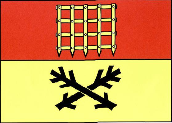 Vlajka Ořechova