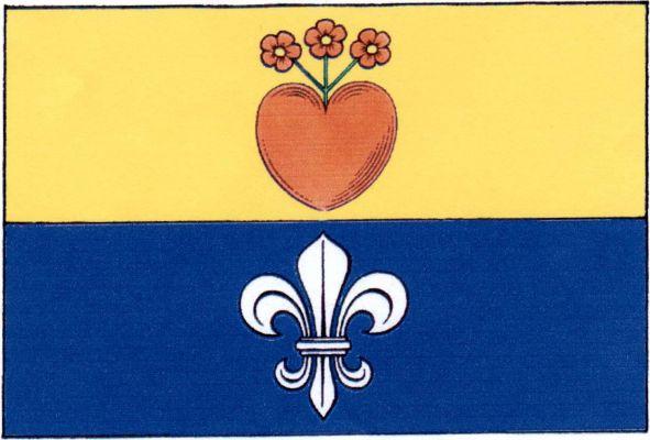 Vlajka Petrávče