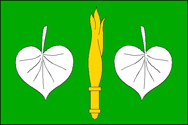 Vlajka Písečného