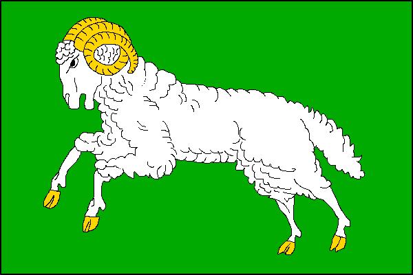 Vlajka Počítek