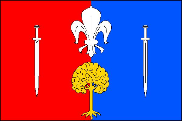 Vlajka Poděšína