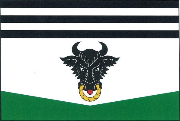 Vlajka Prosetína