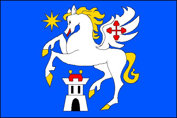 Vlajka Radešína