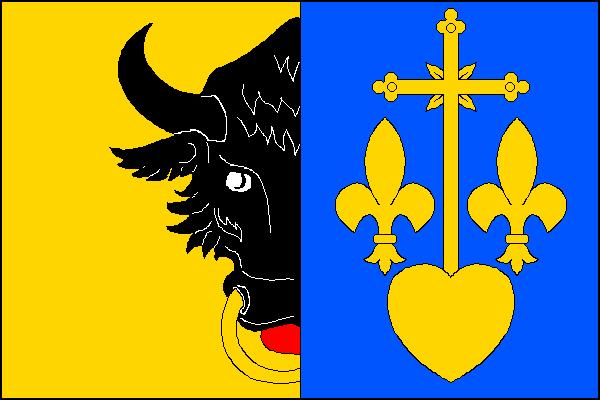 Vlajka Rozsoch