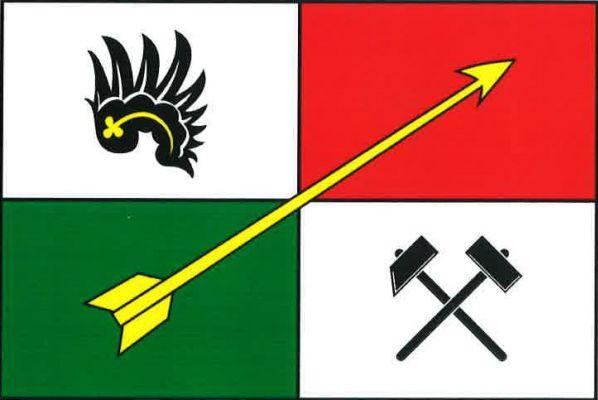 Vlajka Rudy
