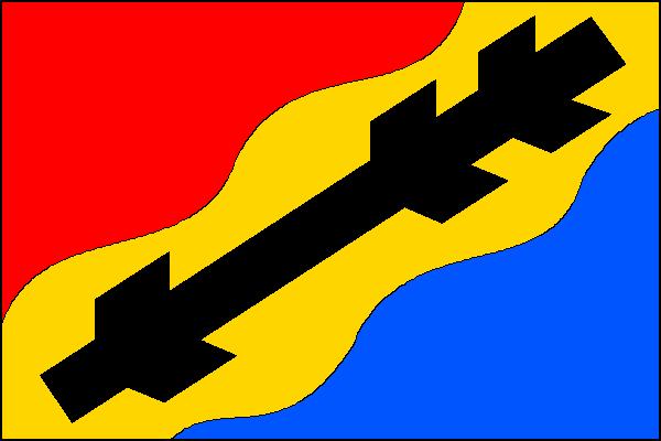 Vlajka Sázavy