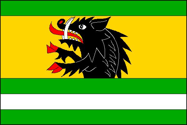 Vlajka Vepřové