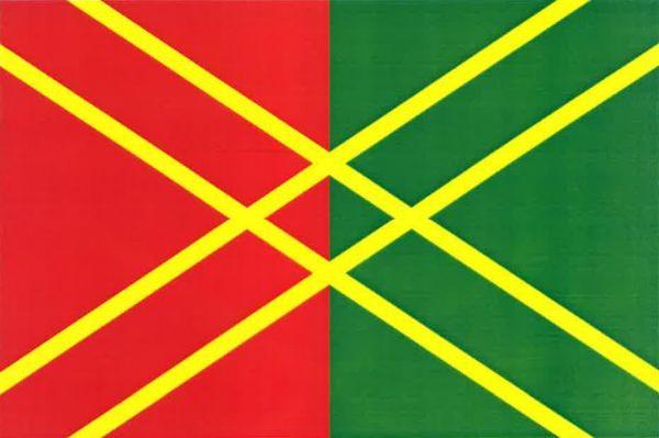 Vlajka Znětínku