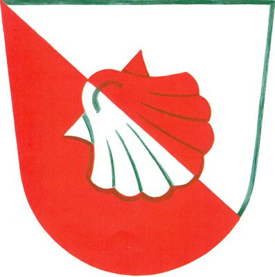 Znak Jakubova u Moravských Budějovic