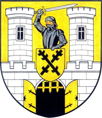 Znak Moravských Budějovic